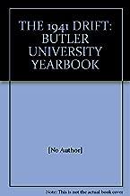 THE 1941 DRIFT: BUTLER UNIVERSITY YEARBOOK
