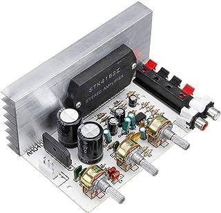 XIXI-Home 50W+50W STK4132 Amplifier Board DX-0408 2.0 Channel STK Thick Film Series Amplifier Board 10HZ-20KHZ Double AC1...