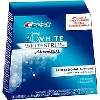 Crest White Strips Advance Seal Supreme