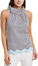 Sail to Sable Womens Top, L, Blue