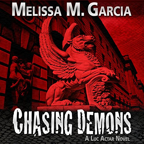 Chasing Demons audiobook cover art