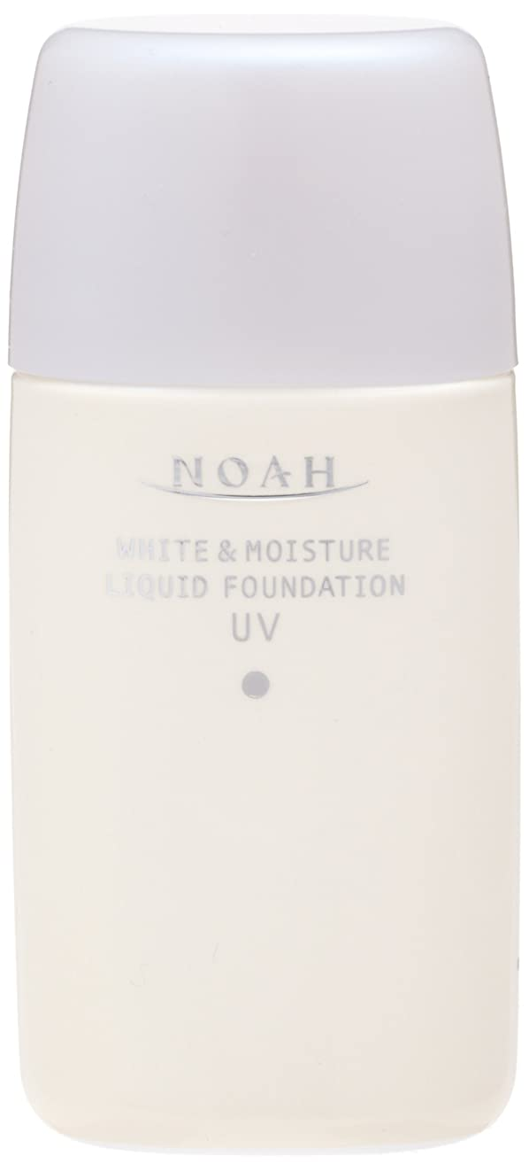 KOSE コーセー ノア ホワイト&モイスチュア リキッドファンデーション UV 40 (30ml)