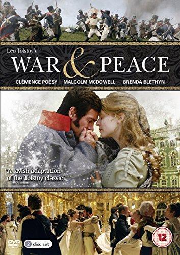 Guerre et paix / War and Peace - Series (2007) - 2-DVD Set ( Krieg und Frieden (War & Peace) ) [ Origine UK, Sans Langue Francaise ]