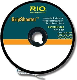 Fly Fishing Fly Line Grip Shooter 35Lb Fishing Line, Orange/Orange