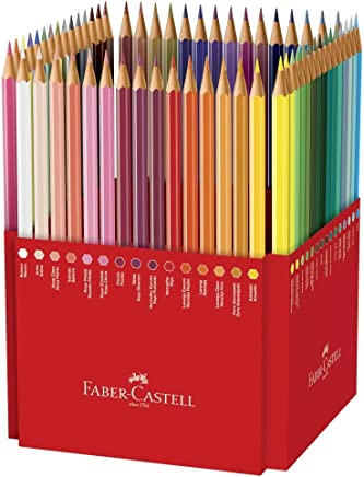 Lápis de Cor Ecolápis 60 Cores, Faber-Castell