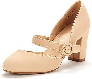 Women's Charleen Classic Fashion Closed Toe High Heel Dress Pumps Shoes