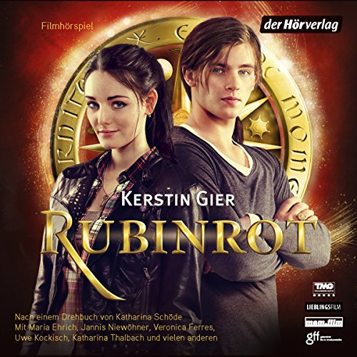 Rubinrot. Filmhörspiel     Liebe geht durch alle Zeiten 1              By:                                                                                                                                 Kerstin Gier                               Narrated by:                                                                                                                                 Jannis Niewöhner,                                                                                        Maria Ehrich,                                                                                        Cornelia Dörr                      Length: 2 hrs and 1 min     Not rated yet     Overall 0.0