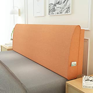 Coussin d'oreiller à coucher Coussin d'oreiller Coussin de couleur solide Coussin Lecture oreillers en bois massif Dossier...