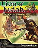 CPS: Lion of Judah, the War for Ethiopia, 1935-1941, Boardgame