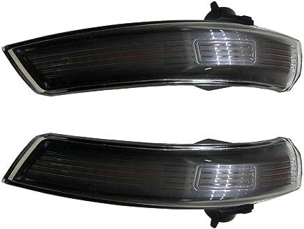 SYWAN Un par de luz de señal de Giro LED dinámica Espejo Lateral Indicador para Ford