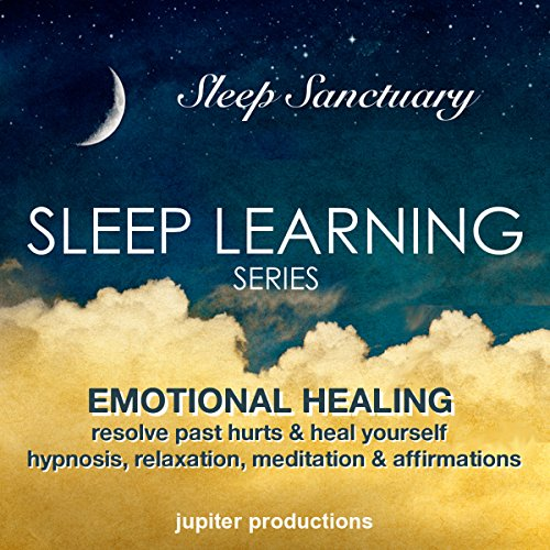 Emotional Healing, Resolve Past Hurts & Heal Yourself     Sleep Learning, Hypnosis, Relaxation, Meditation & Affirmations              By:                                                                                                                                 Jupiter Productions                               Narrated by:                                                                                                                                 Anna Thompson                      Length: 3 hrs and 29 mins     Not rated yet     Overall 0.0