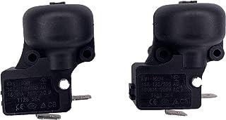 Yestriy 2 Pcs Outdoor Propane Gas Patio Heater Parts Micro Anti Tilt Dump-Switch 250VAC 15A 125VAC 20A T125: Garden & Outdoor