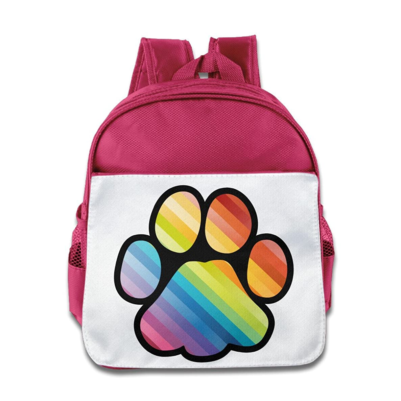 Logon 8 Gay Pride Logos Cute Bag Pink For 3-6 Years Olds Baby