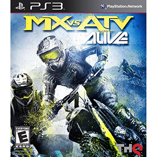 MX VS ATV ALIVE PER PS3 - EDIZIONE ITALIANA