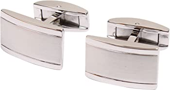 Simplicity Men's Classic Ornate Cufflinks