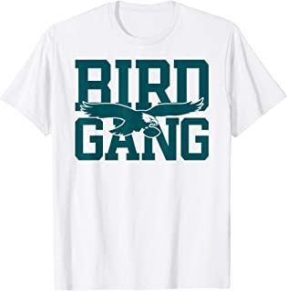 Bird Gang | Philadelphia Football Vintage Philly Eagle Gift T-Shirt