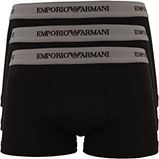 Emporio Armani Men's 3-Pack Cotton Stretch