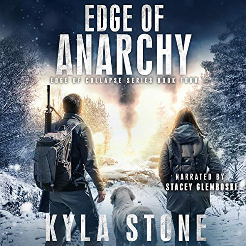Edge of Anarchy: A Post-Apocalyptic EMP Survival Thriller cover art