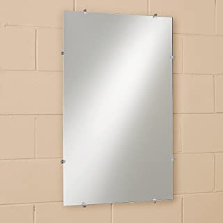 Frameless Glass Mirror 16
