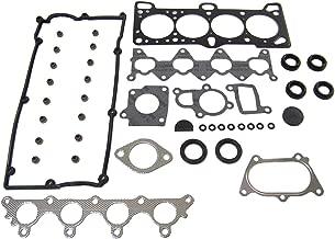 DNJ HGS129 Steel Head Gasket Set/For 2001-2005/ Hyundai/Accent/ 1.6L/ DOHC/ L4/ 16V/ 1600cc