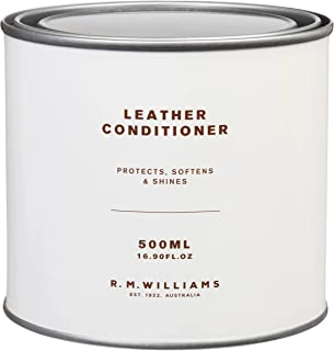 RM Williams Leather Conditioner Natural 500ml