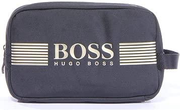 Hugo Boss Men's Pixel Nylon Travel Vanity Washbag
