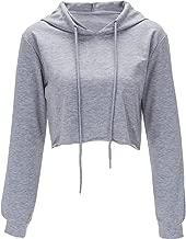Best crop hoodie polos Reviews