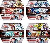 Spin Master Bakugan Armored Alliance: Baku-Gear Pack - Trox Ultra + Baku-Gear & Pegatrix Ultra (20124161)