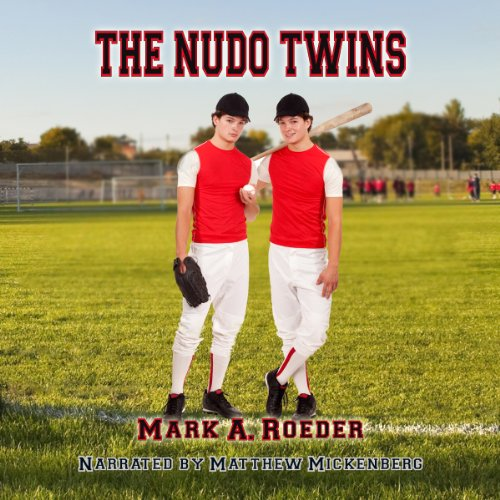 The Nudo Twins audiobook cover art