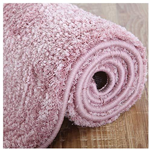 ZZDT zachte slaapkamer tapijten - Shaggy vloerbedekking voor woonkamer Kids kamer Home Decor tapijt