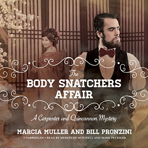The Body Snatchers Affair cover art