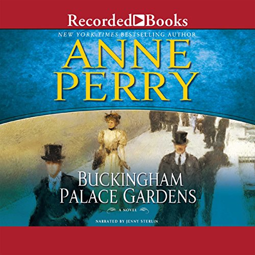 Buckingham Palace Gardens audiobook cover art