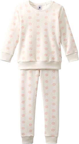 Petit Bateau Pyjama 2 pièces pour Fille