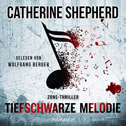 Tiefschwarze Melodie cover art