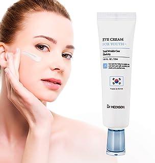 Crema Contorno de Ojos Antiarrugas Mujer - Cosmetica Coreana de Alta Calidad - Crema Antiojeras Mujer Dr Hedison 30 ml - P...