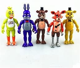 HOT US 5 PCS Five Nights at Freddy's 6