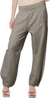 1212451fd1438 Amazon.fr : pantalon large femme - Femme : Vêtements