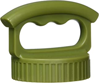 FIFTY/FIFTY Wide Mouth 3 Finger Cap - Olive Green