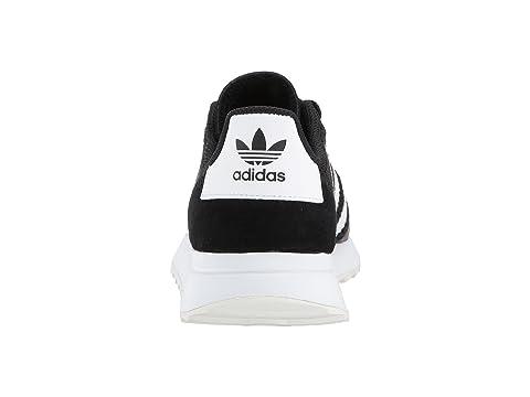 Noir Adidas Originaux Blackwhite Noir Blanc De Noyau Retour Chaussures Core Flamme q1w4qaP