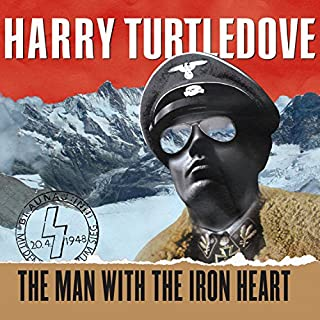 The Man with the Iron Heart cover art