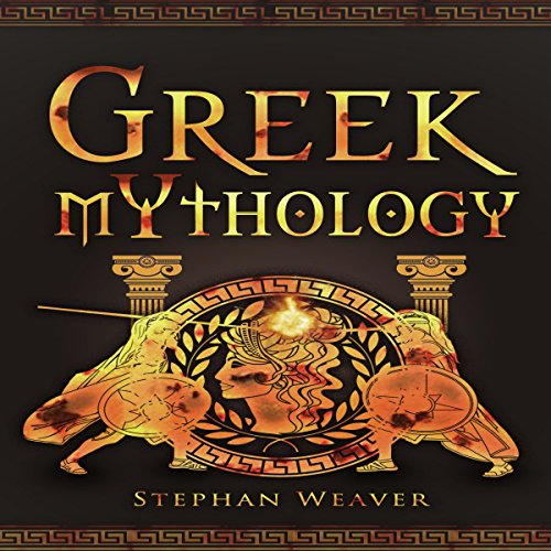 Couverture de Greek Mythology: Gods, Heroes and the Trojan War of Greek Mythology