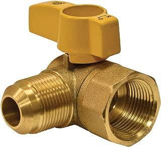 Best dryer gas line shut off valve Reviews