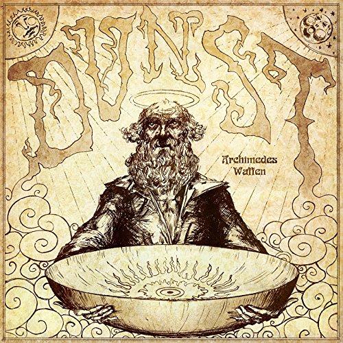 Dunst: Archimedes Waffen (Black) (Vinyl)