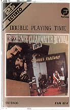 Creedence Clearwater Revival CCR: 1970 Cosmo's Factory / Pendulum Cassette VG++