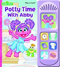 By Editors of Publications International Ltd. Potty Time with Abby Cadabby [Board book]
