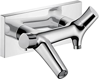 AXOR 12410001 Starck Organic Thermostatic Tub Filler Wall Mounted, Chrome