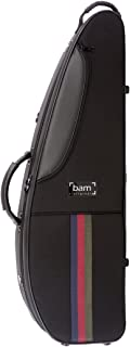 Bam France Classic SG5003S Saint Germain Shaped 4/4 Violin Case with Black Exterior
