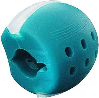 Kaaklijntrainer, gezichtsversteviger, hulpmiddel voor het versterken en verstevigen, draagbare jawline trainer bal, nek-oe...