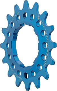 Wolf Tooth CNC Machined Aluminum Singlespeed Cogs in Colors