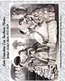 Late Crinoline Era Fashion Plates: Godey's Lady's Book: 1855-1859